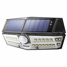Lampa solara Mpow 3in1 cu 30 leduri si senzori de miscare, protectie IPX6+