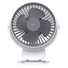 Mini ventilator portabil de birou Benks F13, reglabil la 360°, USB