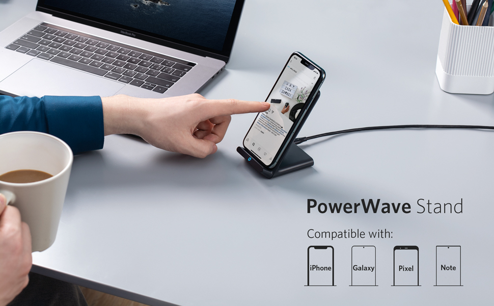 incarcator wireless fast charge