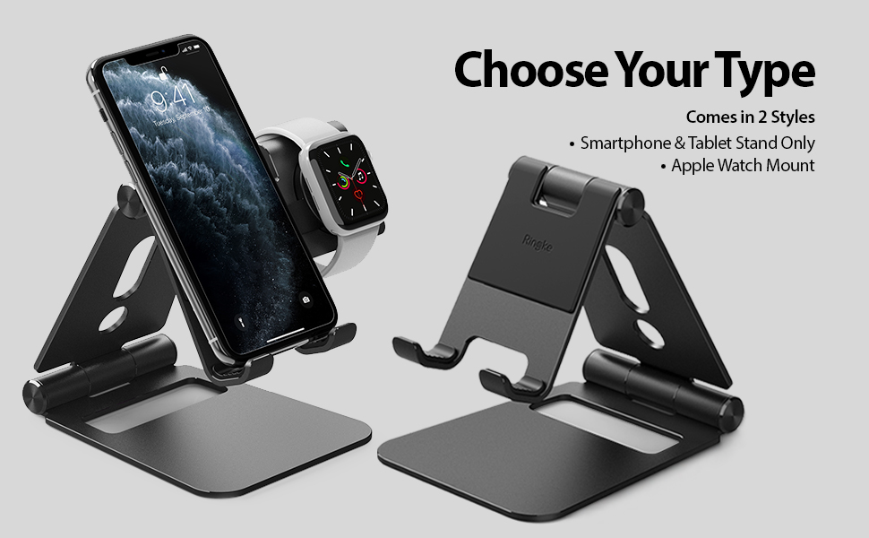 suport Apple Watch, iPhone, tablete