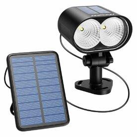Proiector solar LED Mpow Dual fara fir