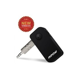 Receiver Bluetooth 4.1 Multi-Point  Mpow Streambot cu hands-free