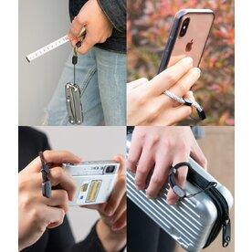 Set 4 x Snur de prindere telefon Ringke Finger