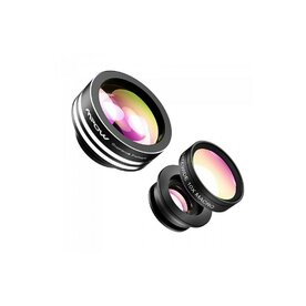 Set lentile foto Mpow 3in1 Clip-On