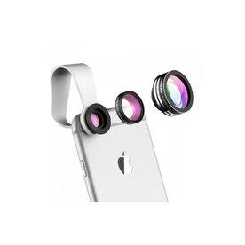 Set lentile foto Mpow 3in1 Clip-On