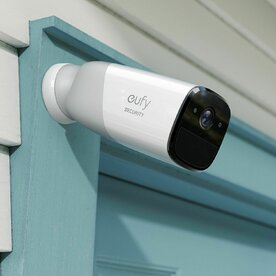 Sistem supraveghere video eufyCam Security wireless, HD 1080p, IP66, Nightvision, 1 camera video