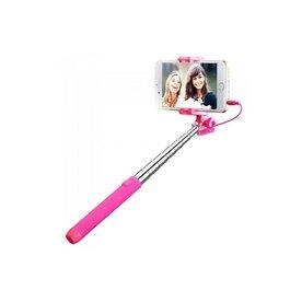 Stick selfie Mpow Mini Roz