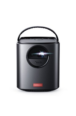 Videoproiector portabil smart Anker Nebula Mars II, HD, DLP, Dual 10W