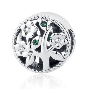 Talisman din argint cu Copacel