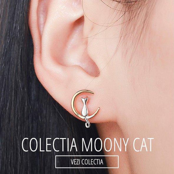 Colecltia de Bijuterii Moony Cat