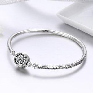 Bratara din argint 925 Crystal Sun