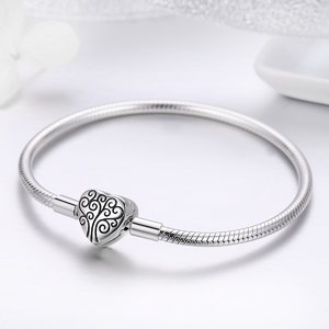 Bratara din argint 925 Love Nature