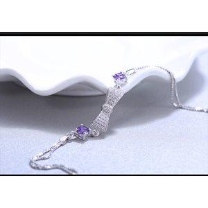 Bratara din argint Lovely Bow