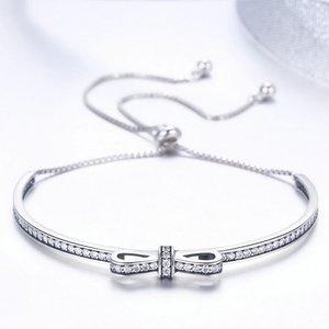 Bratara din argint My Crystal Wish
