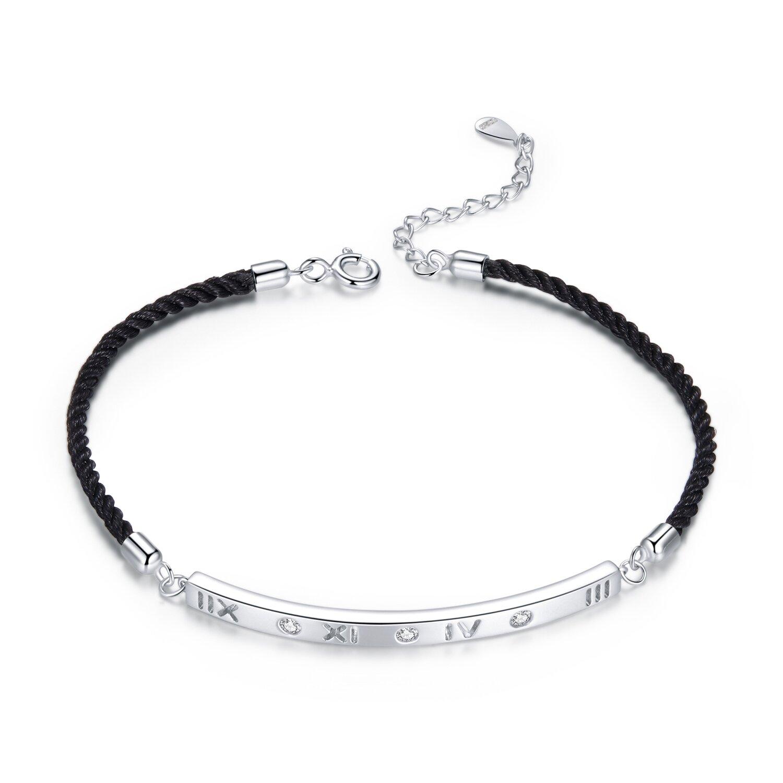 bratara din argint roman link chain 89659 4