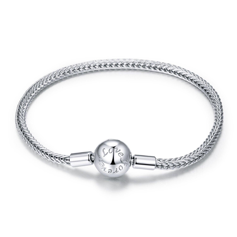 bratara din argint snake silver bracelet 85246 4