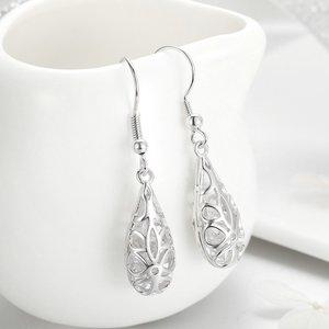 Cercei din argint Beautiful Drop