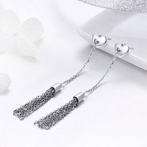Cercei din argint Chic Tassel
