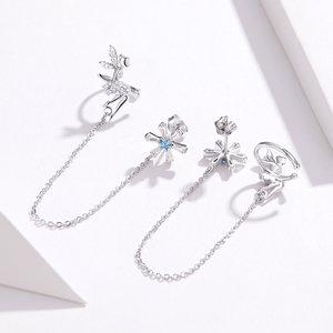 Cercei din argint Fairytale