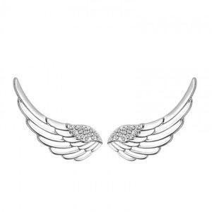 Cercei din argint Fashion Wings