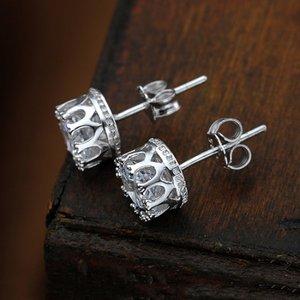 Cercei din argint Queen Diamonds