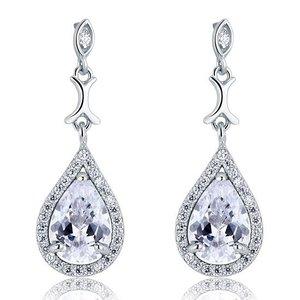 Cercei din argint Vintage Diamond