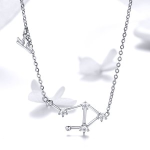 Colier din argint cu Constelatia Balanta silver