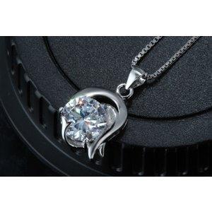 Colier din argint cu Zodia Capricorn