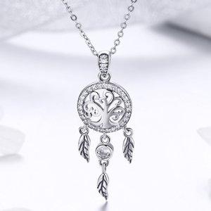 Colier din argint Dream Tree