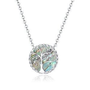 Colier din argint Mystic Tree