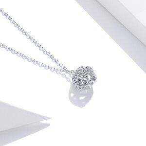 Colier din argint Silver Ball