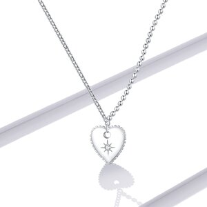 Colier din argint Special Heart