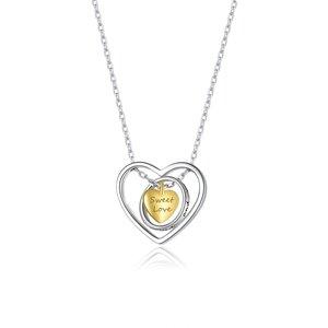 Colier din argint Sweet Love