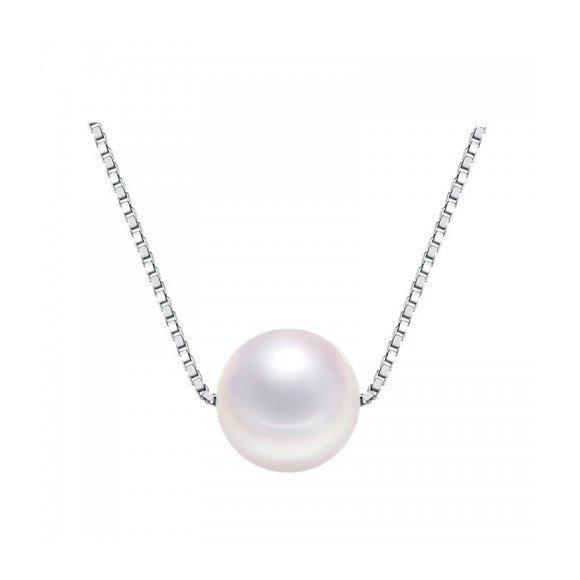 Colier din argint Sweet Pearl