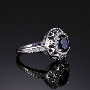 Inel din argint Amazing Sapphire