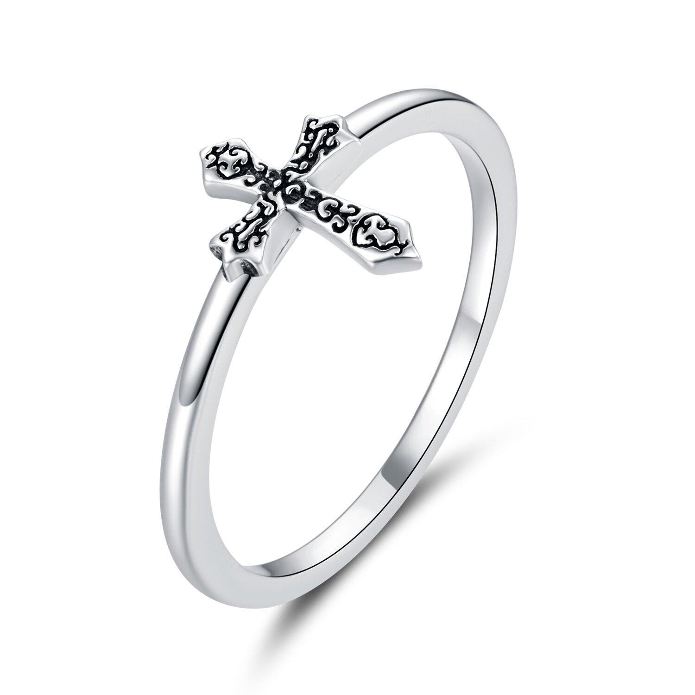 inel din argint ancient cross 82213 4