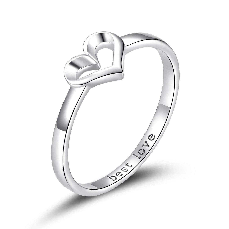 inel din argint best love 80158 4