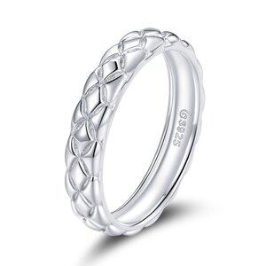 Inel din argint Big Silver Band