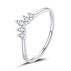 Inel din argint Crown Ring