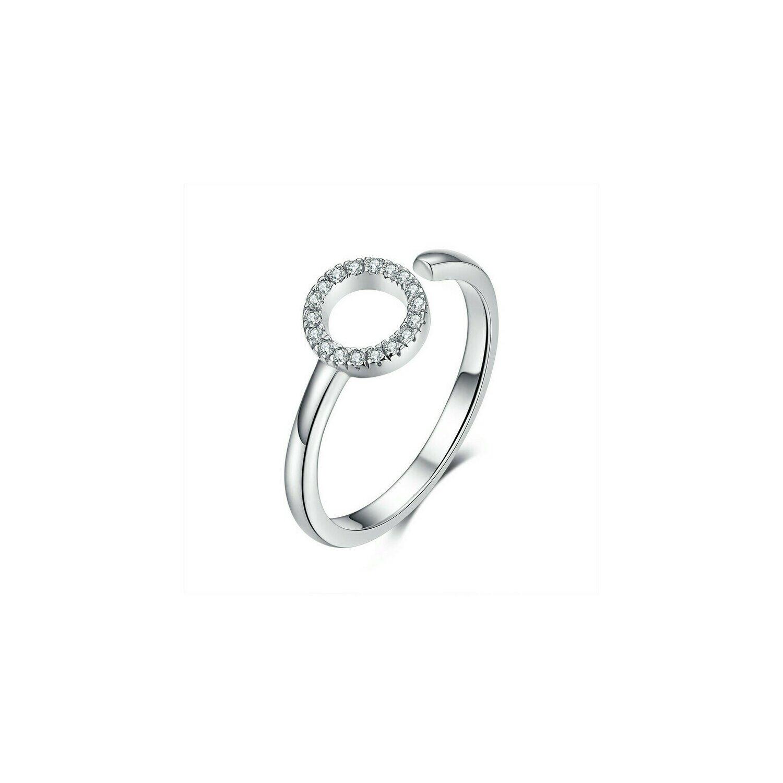 inel din argint crystal circle 69976 4