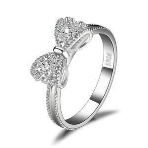 Inel din argint Crystalline Knot