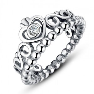 Inel din argint cu Tiara