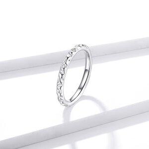 Inel din argint Daisy Finger