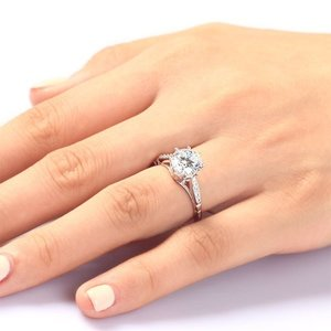 Inel din argint Diamond Wonderful Ring