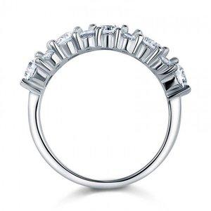 Inel din argint Diamonds Bouquet