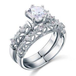 Inel din argint Eden Queen Set