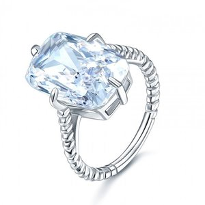 Inel din argint Engagement Party Ring