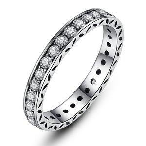 Inel din argint Fancy Cristal Band