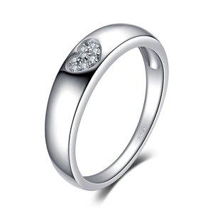 Inel din argint Forever in Love
