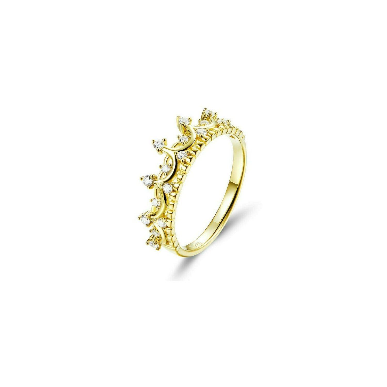inel din argint golden crown 74686 4